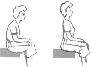 comment méditer: comment bien s'asseoir