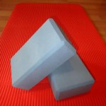 support pour posture de yoga