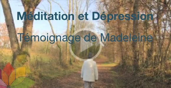Méditation et dépression