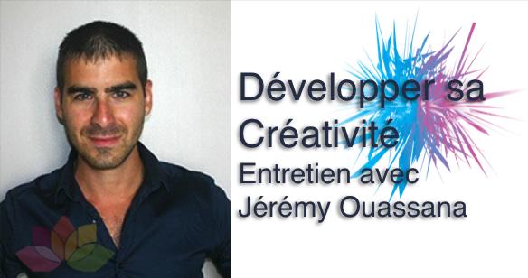 développer sa créativité jérémy