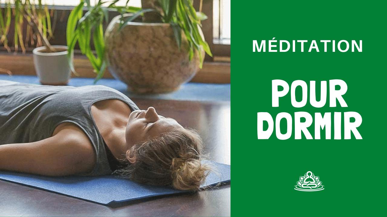 Meditation Pour Dormir